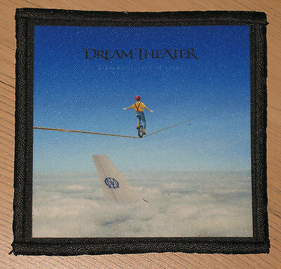 "DREAM THEATER ""A DRAMATIC TURN OF EVENTS"" silk screen PATCH"