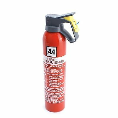 The AA - Fire Extinguisher -  950g - BSi approved