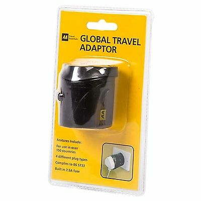 The AA - Global Travel Plug Adaptor (All-In-One) - LAST ONE!