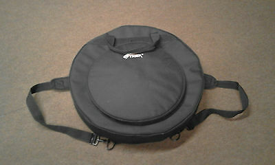 Tiger padded cymbal case with separators & outside pocket: