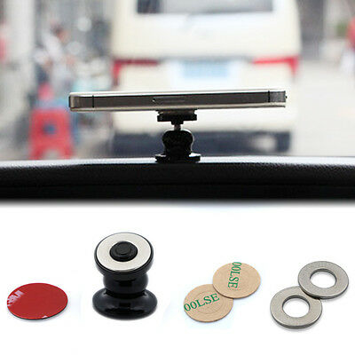 For Mobile Cell Phone GPS iPhone Car Dash Mount Magnetic Stand Holder Universal