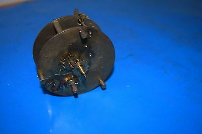 antique french small  clock  movement