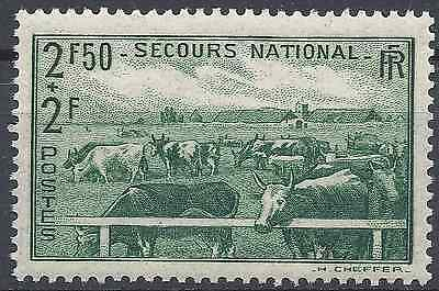 Secours National Élevage N°469 Neuf ** Luxe Gomme D'origine Mnh