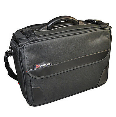 Pilot case made of Poly-Canvas Material with safety buckle 2168