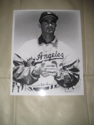 Sandy Koufax  8 X 10 Unsigned Picture