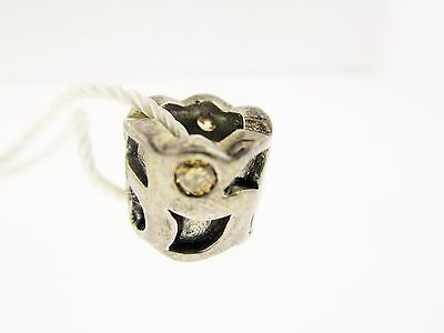 "Persona Sterling Silver ""Stained Glass Window"" Bead Charm H11348P1"