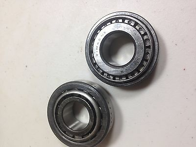 LOT OF 2 Timken Lm11949 ROLLER BEARING WITH RACE MADE USA
