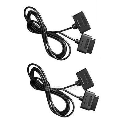 6ft Extension Cable Wire Cord for Super Nintendo SNES Controller for Retro-Duo