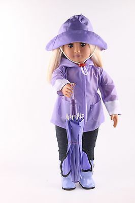 2016 Fashion Handmade New clothes dress for 18inch American girl doll party b891