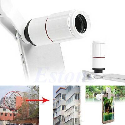 8x Zoom Telephoto Optical Camera Lens Telescope Cell Phone For iphone 6s Samsung