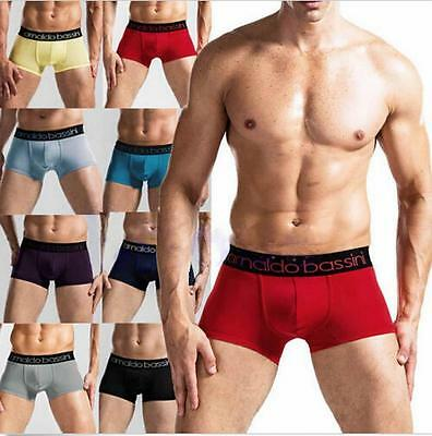 New Fashion Underpants knickers Men's Boxer Briefs Shorts Underwear Pants New
