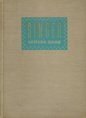 1957 Singer Sewing Book (Singer Sewing Machine Company