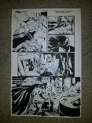 WORLDS FINEST ANNUAL 1 pg 10 AWESOME EARTH 2 BATMAN
