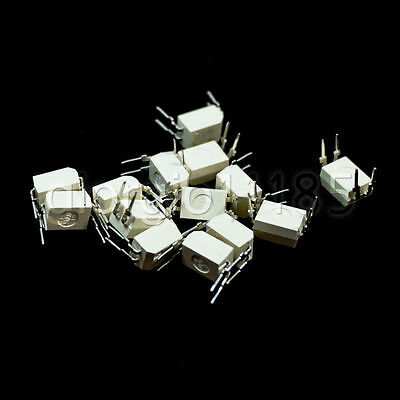 10 pcs TLP521-1 Photocoupler GaAs Ired Photo Transistor