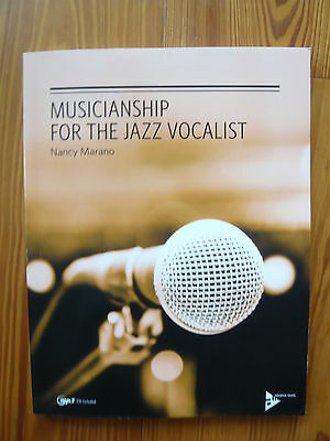 Nancy Marano. Musicianship for the Jazz Vocalist -  Mängelexemplar