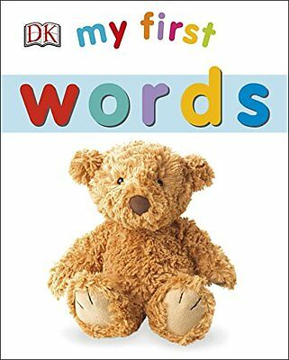 My First Words New Board book