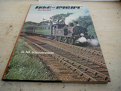 Isle Of Wight Railway Hb Book Cowes Ryde Ventnor Newport Bembridge Yarmouth 1967