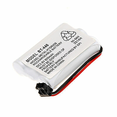 Lot Cordless Phone Battery BT-446 For Uniden ,3.6V 800mAh NiMH ,Rechargeable