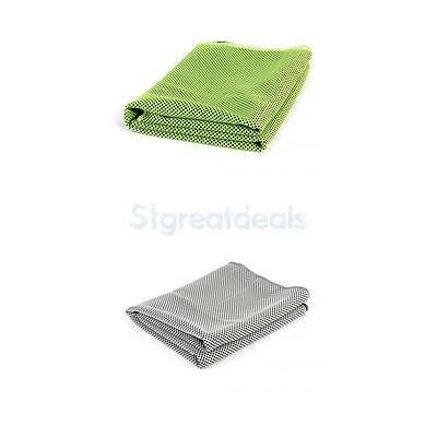 2 Fitness Cooling Sport Towel Instant Chilly Pad Gym Workout Ice Sweat Towel