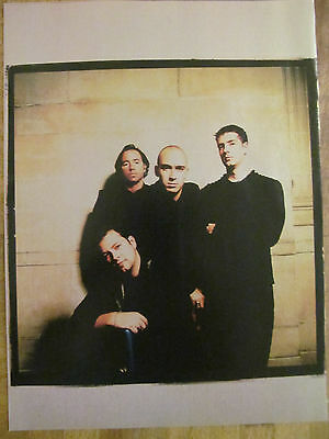 Live, Ed Kowalczyk, Full Page Vintage Pinup
