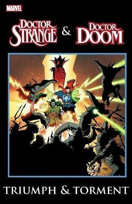 Dr. Strange and Dr. Doom : Triumph and Torment-Gerry Conway, Roger Stern