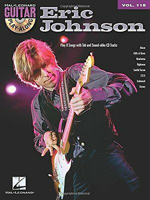 Eric Johnson: Guitar Play-Along Vol.118