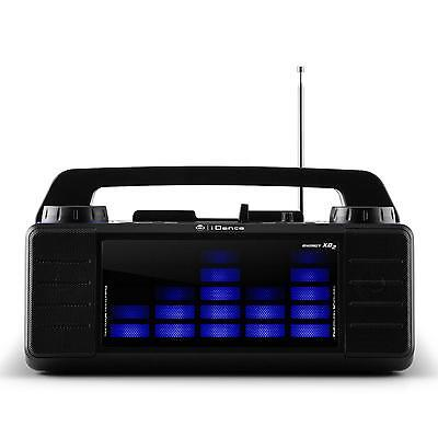 Enceinte Portable Bluetooth Dj Pa Table De Mixage Mp3 Wma Wav Usb Karaoke Led