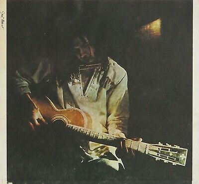 "NEIL YOUNG Ultra Rare ALTERNATE ""Tonight's The Night"" ALBUM COVER PROOF 2 COA'S"