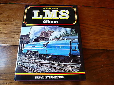 L.m.s. Album Number Three By Brian Stephenson 1973 First Edition