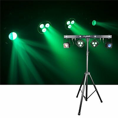 Chauvet Gig Bar LT 3-in-1 LED Effects Light System - New