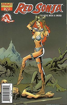 Red Sonja #19 (NM)`07 Oeming/ Reed/ Homs  (Cover B)