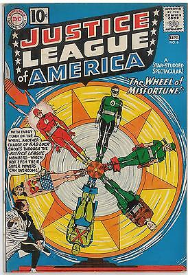 Justice League of America #6 FN