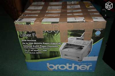 Brother Fax 8360P - Telecopieur, Copieur A4 Laser