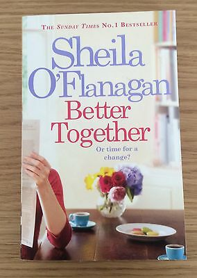 Better Together by Sheila O'Flanagan (Paperback 2013)