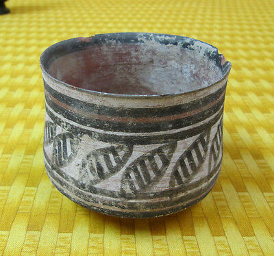 Painted Teracotta Bowl Ca.2400 BC