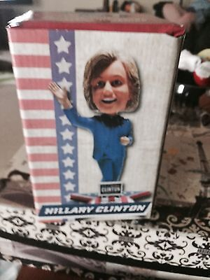 Hillary Clinton Bobblehead - 2016 Presidential Election Limited Edition