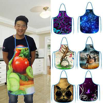 Men Women Novelty Funny BBQ Aprons Cooking Kitchen Chef butchers Baking Apron