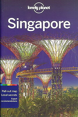 Singapore Lonely Planet City Guide 2015