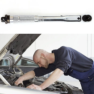 "Torque Wrench 5-25Nm 1/4"" Drive Ratchet Lifetime Guarantee"