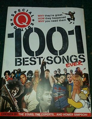 Q - 1001 best songs ever (special edition 2004)