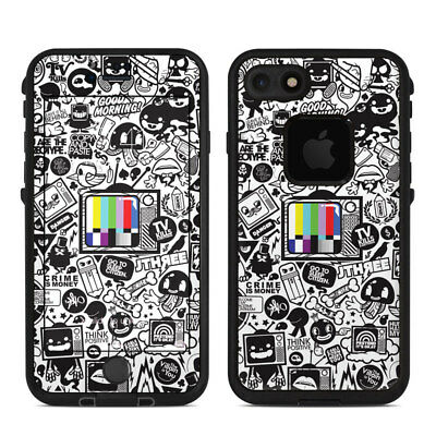 Skin for LifeProof FRE iPhone 7 - TV Kills Everything - Sticker Decal
