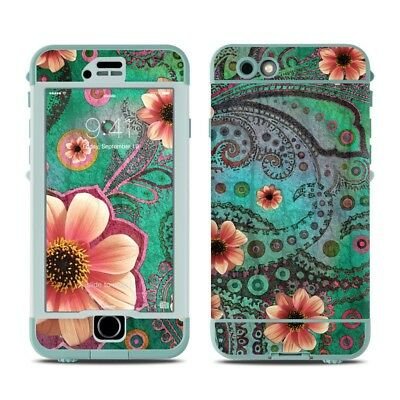 Skin for LifeProof Nuud iPhone 6S - Paisley Paradise - Sticker Decal