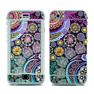 Skin for LifeProof Nuud iPhone 6S - Mehndi Garden by Fusion Idol - Sticker Decal