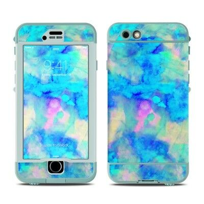 Skin for LifeProof Nuud iPhone 6S - Electrify Ice Blue - Sticker Decal
