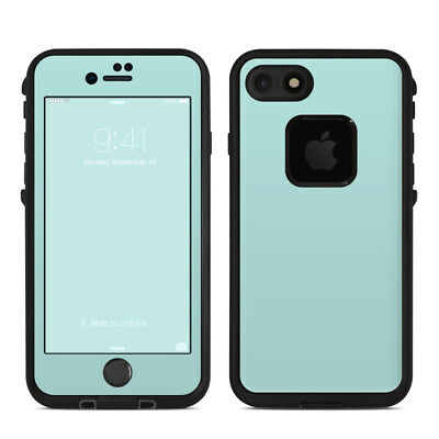 Skin for LifeProof FRE iPhone 7 - Solid Mint - Sticker Decal