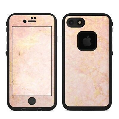 Skin for LifeProof FRE iPhone 7 - Rose Gold Marble - Sticker Decal
