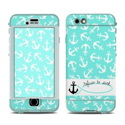 Skin for LifeProof Nuud iPhone 6S - Refuse to Sink - Sticker Decal