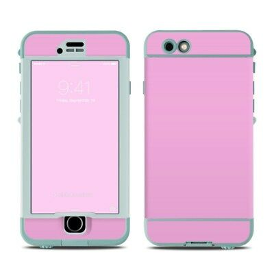 Skin for LifeProof Nuud iPhone 6S - Solid Pink - Sticker Decal