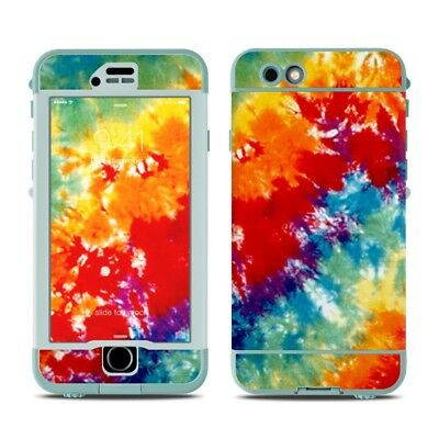 Skin for LifeProof Nuud iPhone 6S - Tie Dyed - Sticker Decal