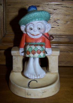 Schafer & Vater Novelty Figurine With Moving Legs - German - Circa 1900
